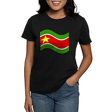 Waving Guadelupe Flag T-Shirt