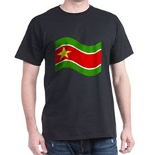 Waving Guadelupe Flag T-Shirt