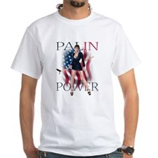 Cute Palin hockey mom Shirt