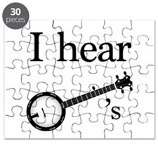 I banjo Puzzle