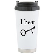 I banjo Travel Mug