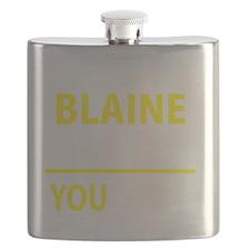 Unique Blaine Flask