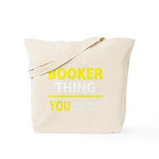 Unique Booker t Tote Bag