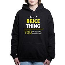 Brice Women's Hooded Sweatshirt