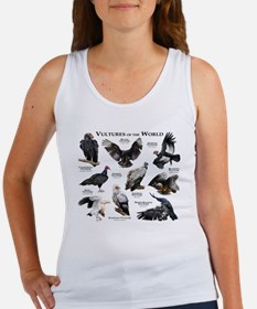 Vultures of the World Women's Tank Top