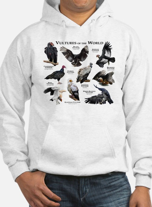 Vultures of the World Hoodie
