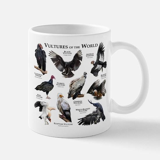 Vultures of the World Mug