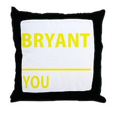 Unique Bryant Throw Pillow