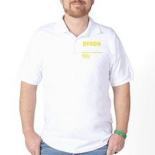 Cute Byron T-Shirt