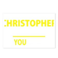 Cute Christopher Postcards (Package of 8)