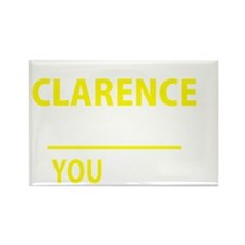 Cute Clarence Rectangle Magnet