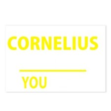 Cool Cornelius Postcards (Package of 8)