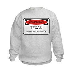 Attitude Texan Sweatshirt