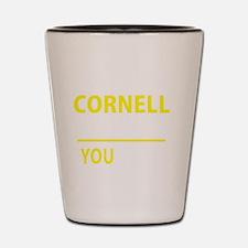 Unique Cornell university Shot Glass