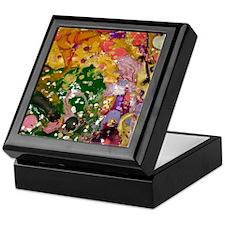 Earth Garden Keepsake Box
