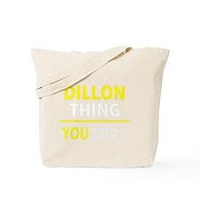 Cute Dillon Tote Bag