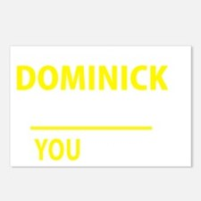 Cute Dominick Postcards (Package of 8)