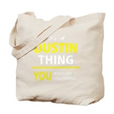 Unique Dustin Tote Bag