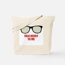 Unique Talk dirty me Tote Bag