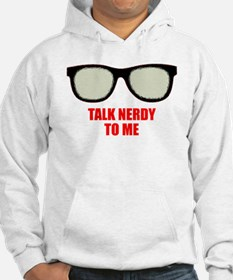 Cute Talk dirty me Hoodie