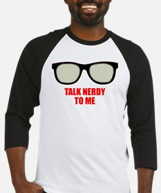 Unique Talk dirty me Baseball Jersey