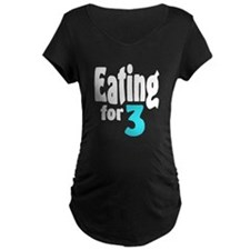 Eating for Three! T-Shirt