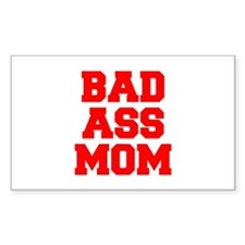 bad-ass-mom-FRESH-RED Decal