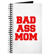 bad-ass-mom-FRESH-RED Journal
