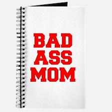 bad-ass-mom-FRESH-RED Journal
