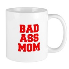 bad-ass-mom-FRESH-RED Mugs