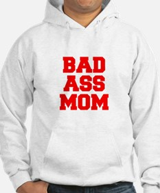 bad-ass-mom-FRESH-RED Hoodie