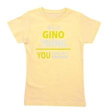Funny Gino Girl's Tee