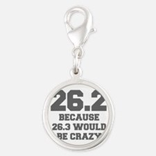 BECAUSE-26.3-WOULD-BE-CRAZY-FRESH-GRAY Charms