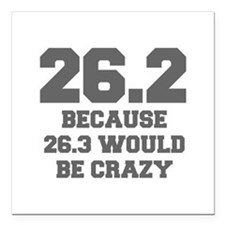 BECAUSE-26.3-WOULD-BE-CRAZY-FRESH-GRAY Square Car