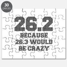 BECAUSE-26.3-WOULD-BE-CRAZY-FRESH-GRAY Puzzle