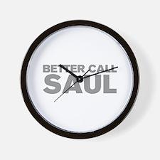 better-call-saul-AKZ-GRAY Wall Clock