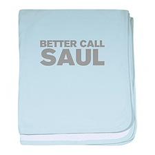 better-call-saul-AKZ-GRAY baby blanket