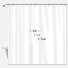 better-call-saul-breaking-gray Shower Curtain