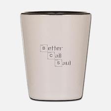 better-call-saul-breaking-gray Shot Glass