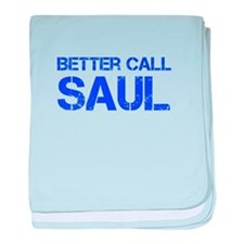better-call-saul-cap-blue baby blanket
