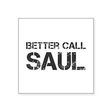 better-call-saul-cap-dark-gray Sticker