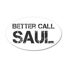 better-call-saul-cap-dark-gray Wall Decal
