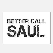 better-call-saul-cap-dark-gray Postcards (Package