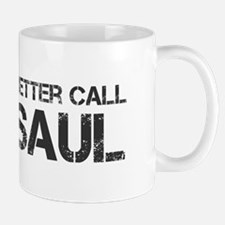 better-call-saul-cap-dark-gray Mugs