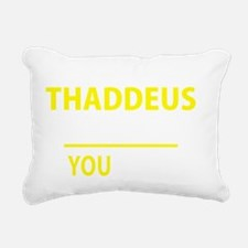 Unique Thaddeus Rectangular Canvas Pillow
