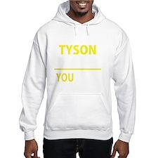 Cool Tyson Jumper Hoody