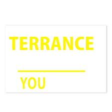 Unique Terrance Postcards (Package of 8)