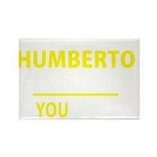 Cute Humberto Rectangle Magnet