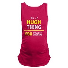 Unique Hugh Maternity Tank Top
