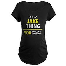Unique Jake T-Shirt